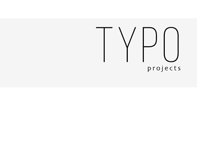 Various font projects and experiments