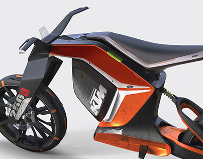 KTM future mobility on two wheels