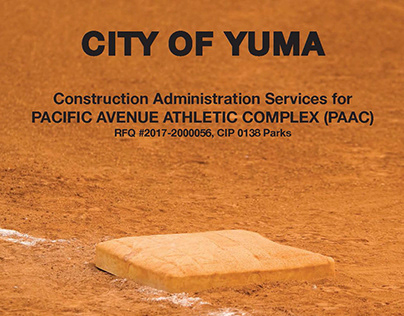 City of Yuma Request for Qualification (RFQ)