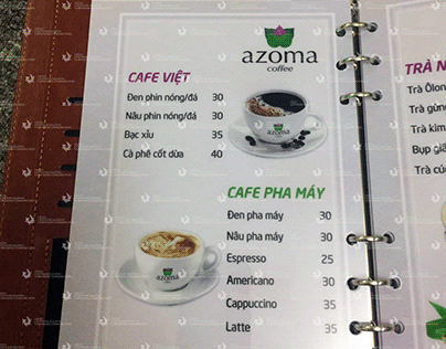 Azoma Coffee