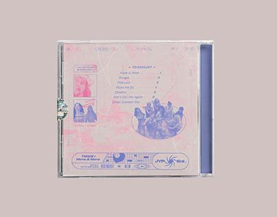 MORE & MORE CD Repackage