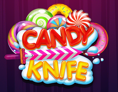 Candy Knife Game Art