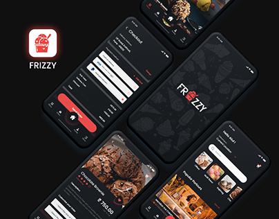 Frizzy ice-cream app case study