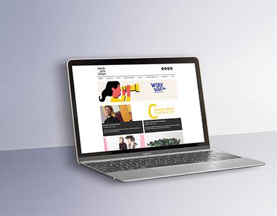Work Week // Brand & Web Design