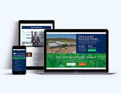 Website Designs (Various Industries)