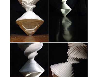 ABSTRACT PARAMETRIC TWISTING FORM