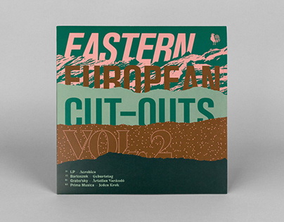 Eastern European Cut–Outs Vol. 2 Record Cover