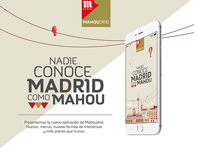 Mahoudrid - App