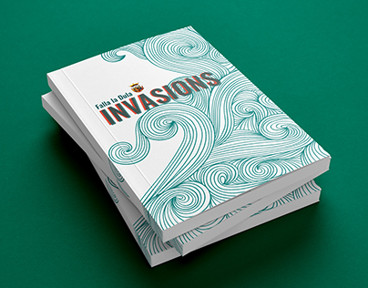 EDITORIAL DESIGN ~INVASIONS 2018~