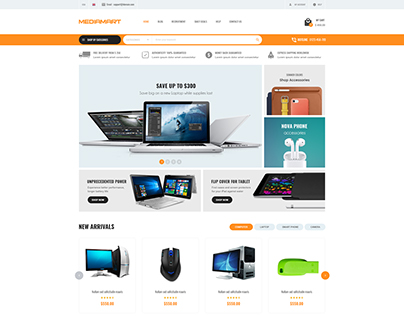 Mediamart - Facilitate Responsive PrestaShop 1.7