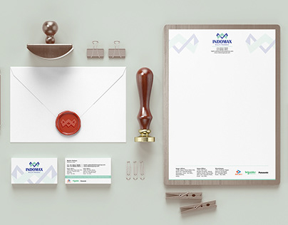Re-Branding & Identity: Indomax Multitrades