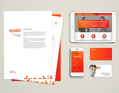 Visual Identity for IT Company