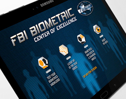 FBI BCOE Tablet Interface