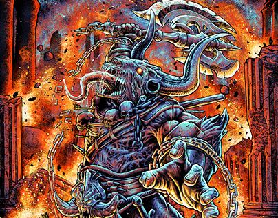 Speed Art - The New Dead Metalfest