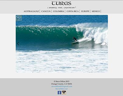 7 Page Travel Website Design