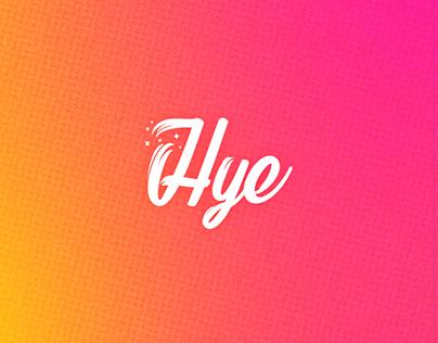 Stream Design - Hye