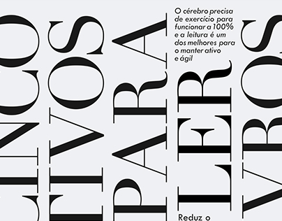Projecto - Tipografia
