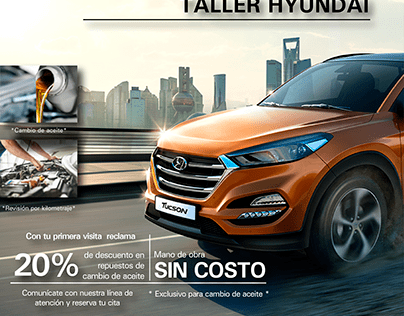 Hyundai Colombia email marketing