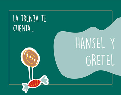 Hansel & Gretel Ilustrado