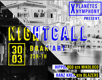 - NIGHTCALL -