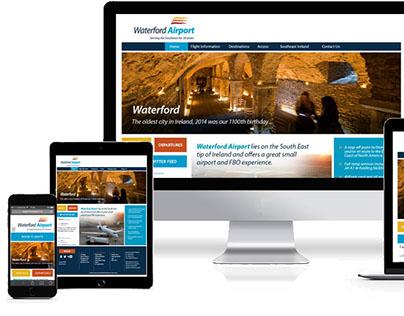 Waterford Airport Website Development