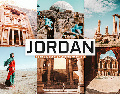 Free Jordan Mobile & Desktop Lightroom Preset