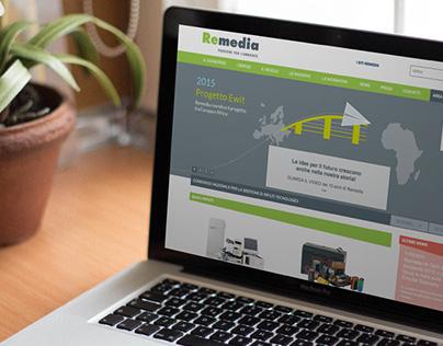 Consorzio Remedia | Website