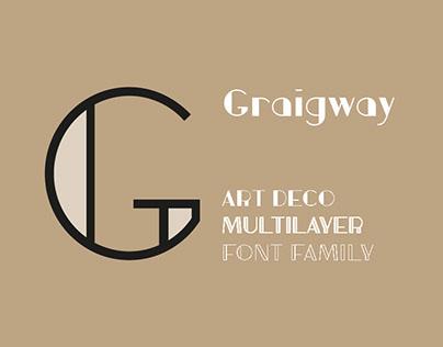 Graigway Font Family