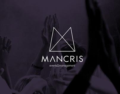 Brand identity - Mancris