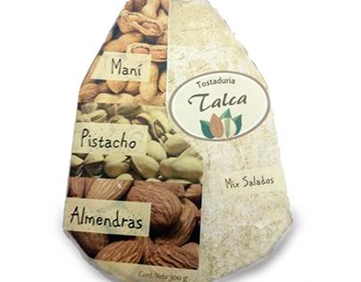 Packaging Tostaduría Talca