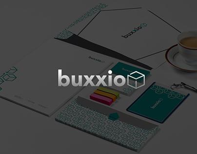 Buxxio Brand Identity