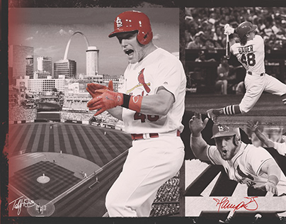 Harrison Bader Graphic