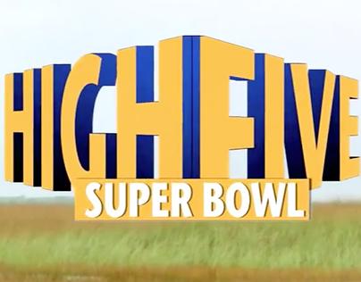 HIGH-FIVE: SUPER BOWL
