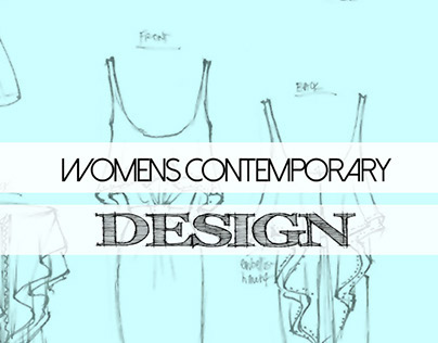 Women's Contemporary Sketches