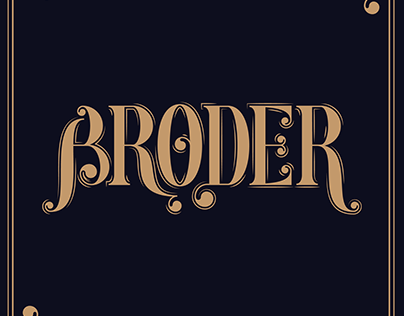 Broder cover art