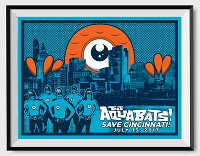 The Aquabats in Cincinnati