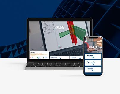 ICC Virtual (Web Design)