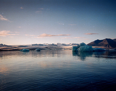 True Colors of Iceland - Film Photography