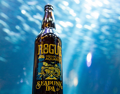 Rogue / Oregon Coast Aquarium Seapunk IPA