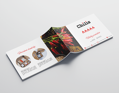 New products catalogue for Chilis