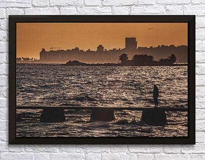 Montevideo Landscape Prints