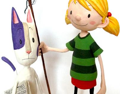 Amelia & Rupert