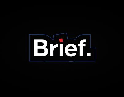 Brief - Animated Logo