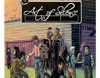 Act of Silence - Comic