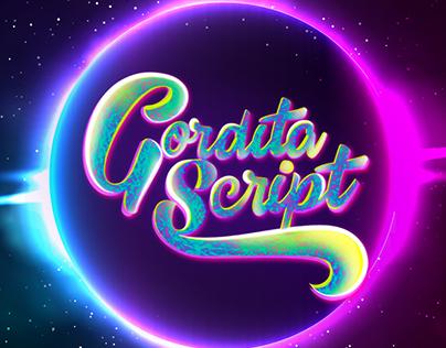 Gordita Script