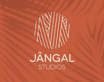 Jângal Studios   Graphic Identity