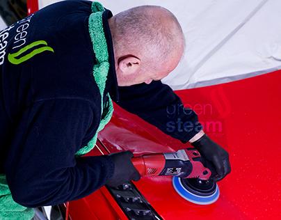 Green Steam - Auto detailing