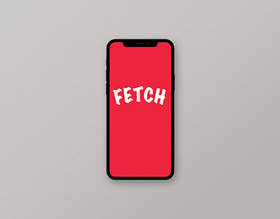 Fetch App Design