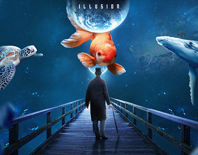 Illusion - Photo Manipulation