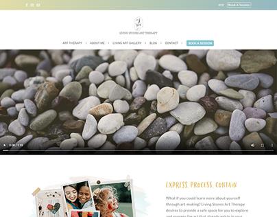livingstonesarttherapy.com